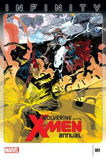 Wolverine & the X-Men Annual #1