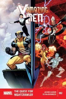 Amazing X-Men (2013) #2