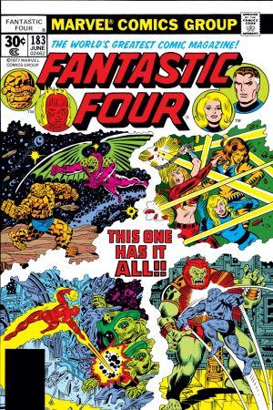 Fantastic Four (1961) #183
