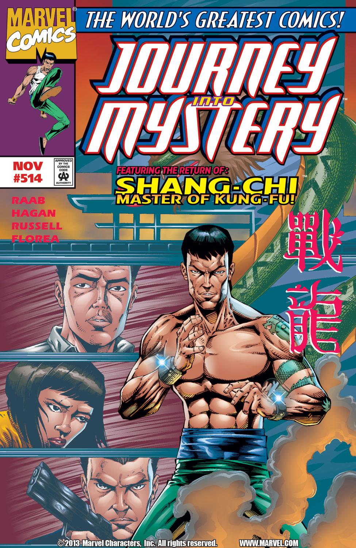 Journey Into Mystery (1996) #514