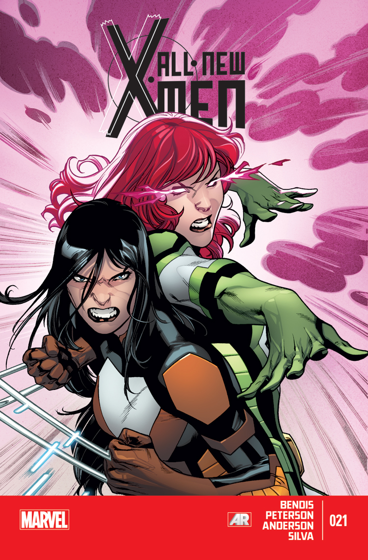 All-New X-Men (2012) #21