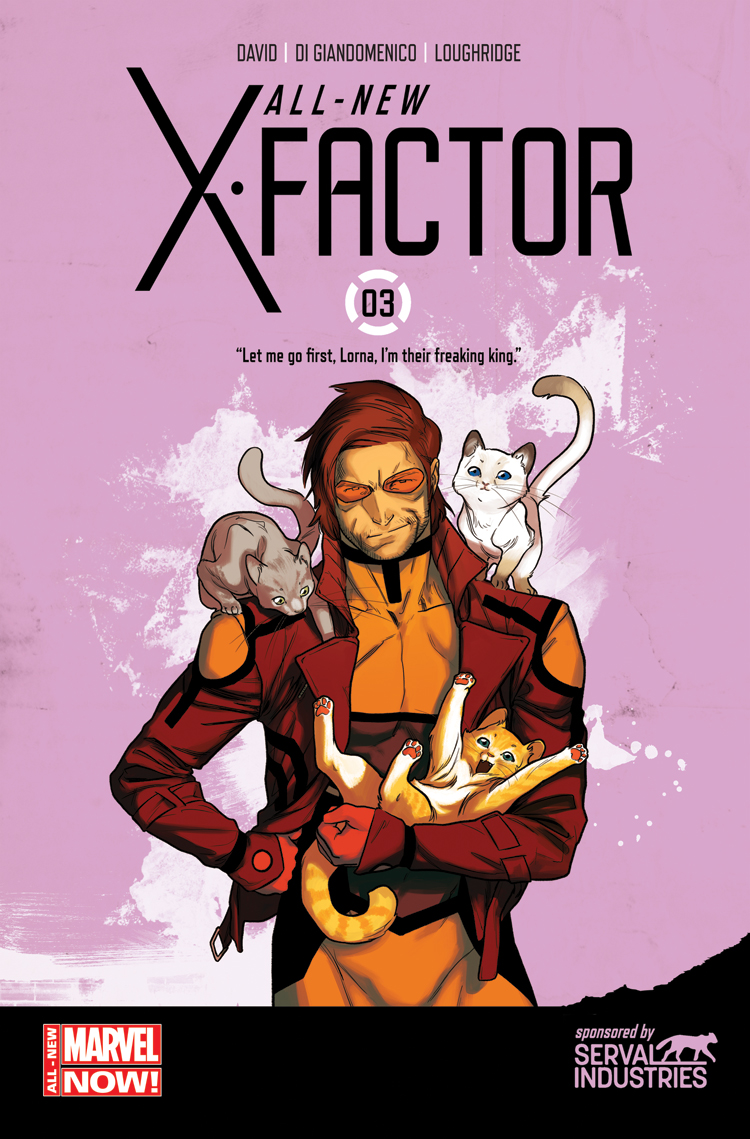 All-New X-Factor (2014) #3