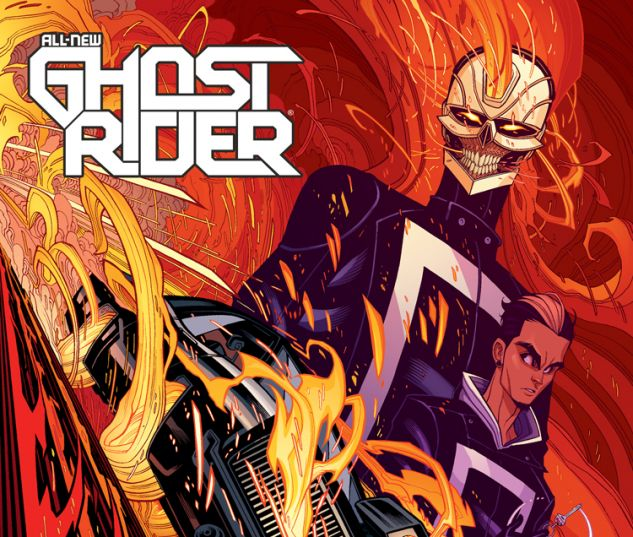 ALL-NEW GHOST RIDER 1 (ANMN, WITH DIGITAL CODE)