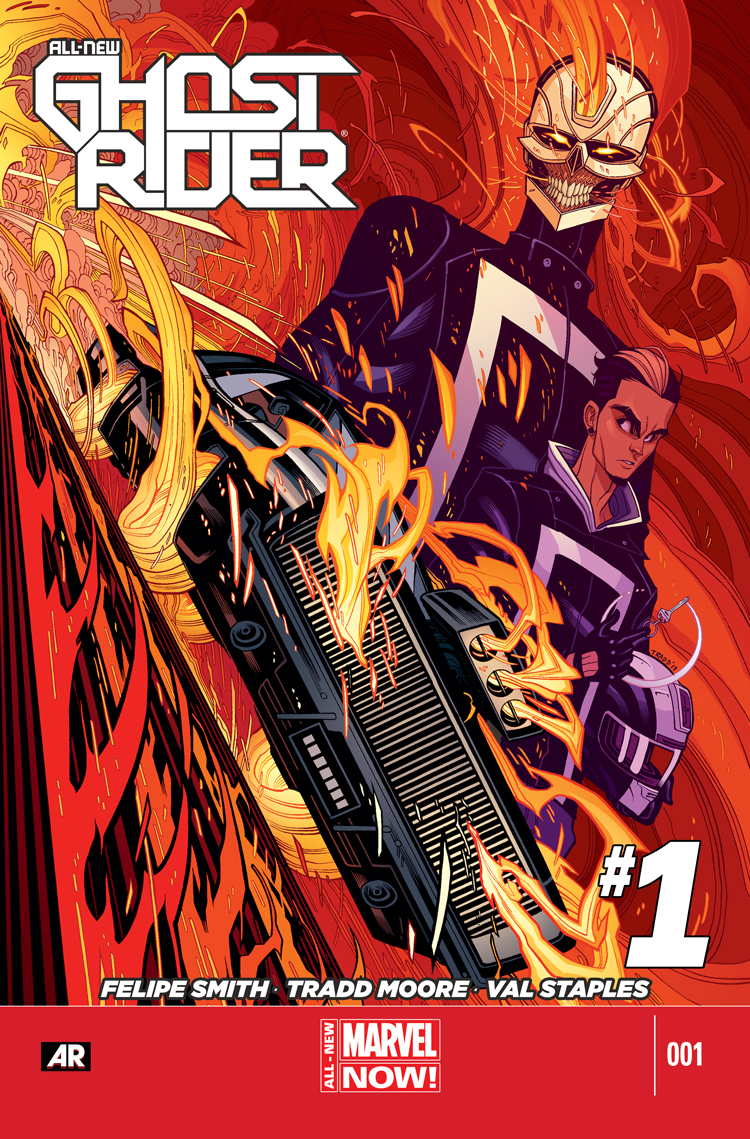 All-New Ghost Rider (2014) #1