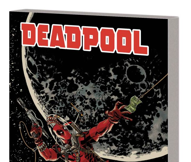 DEADPOOL BY DANIEL WAY: THE COMPLETE COLLECTION VOL. 3 TPB