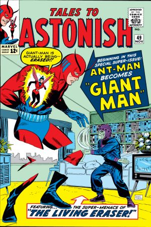 Tales to Astonish (1959) #49