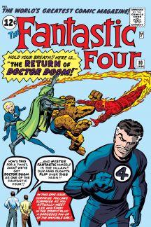 Fantastic Four (1961) #10 Cover