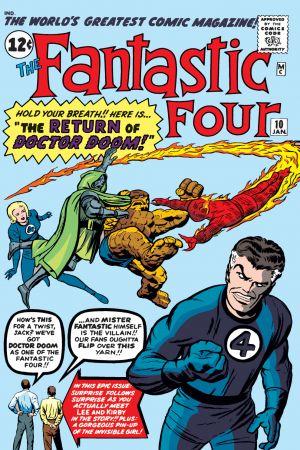 Fantastic Four (1961) #10