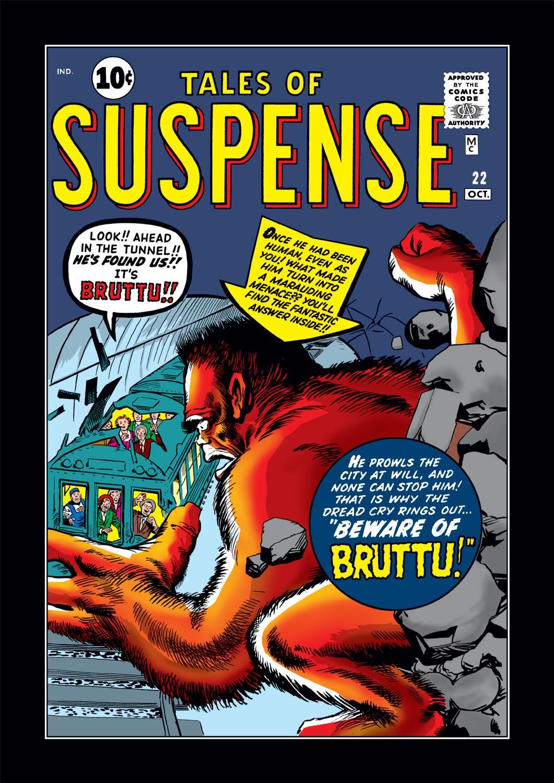 Tales of Suspense (1959) #22