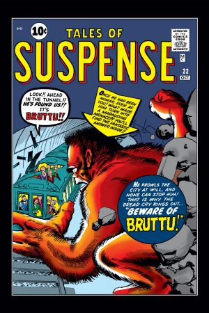 Tales of Suspense (1959) #22