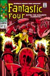 Fantastic Four (1961) #81 Cover