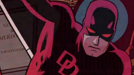 Marvel AR: Daredevil #1 Cover Recap