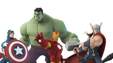 Disney Infinity: Marvel Super Heroes - Avengers