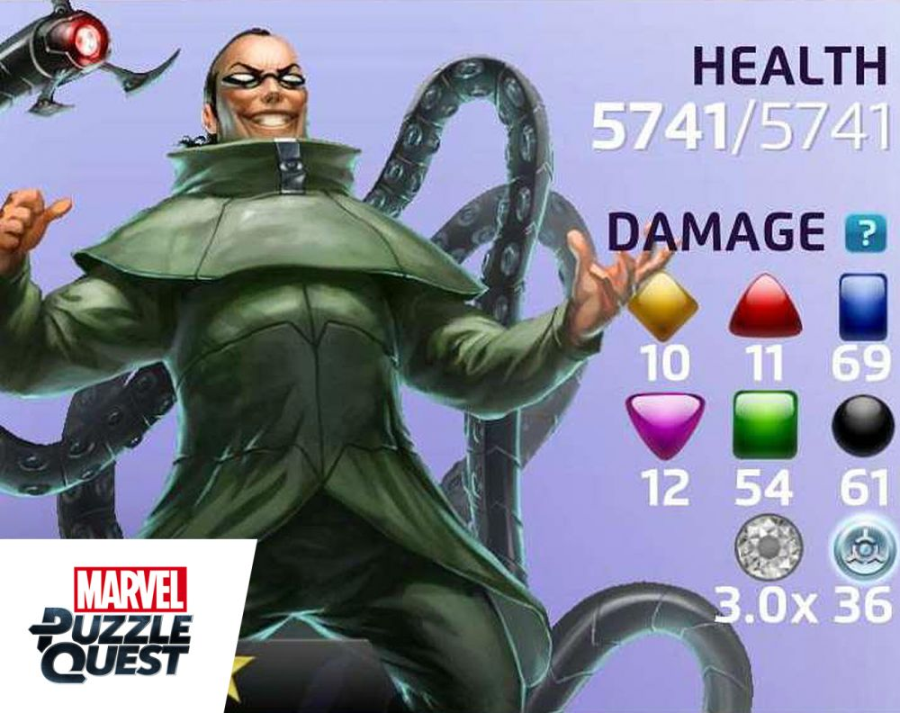 Piecing Together Marvel Puzzle Quest