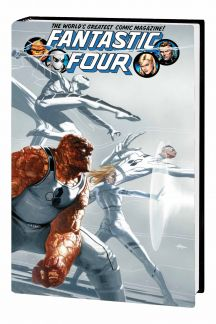 Fantastic Four by Jonathan Hickman (Hardcover)