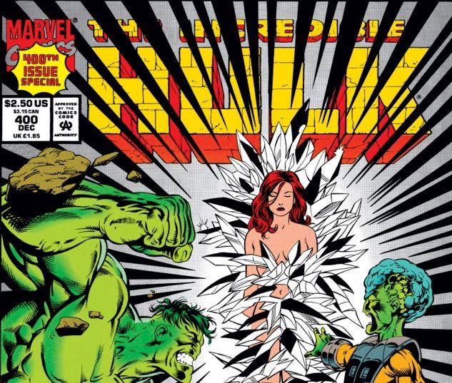 Incredible Hulk (1962) #400 Cover