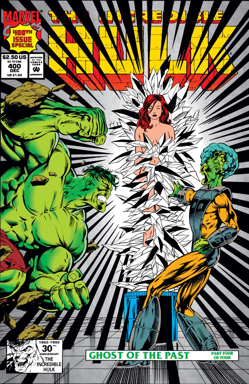 Incredible Hulk (1962) #400