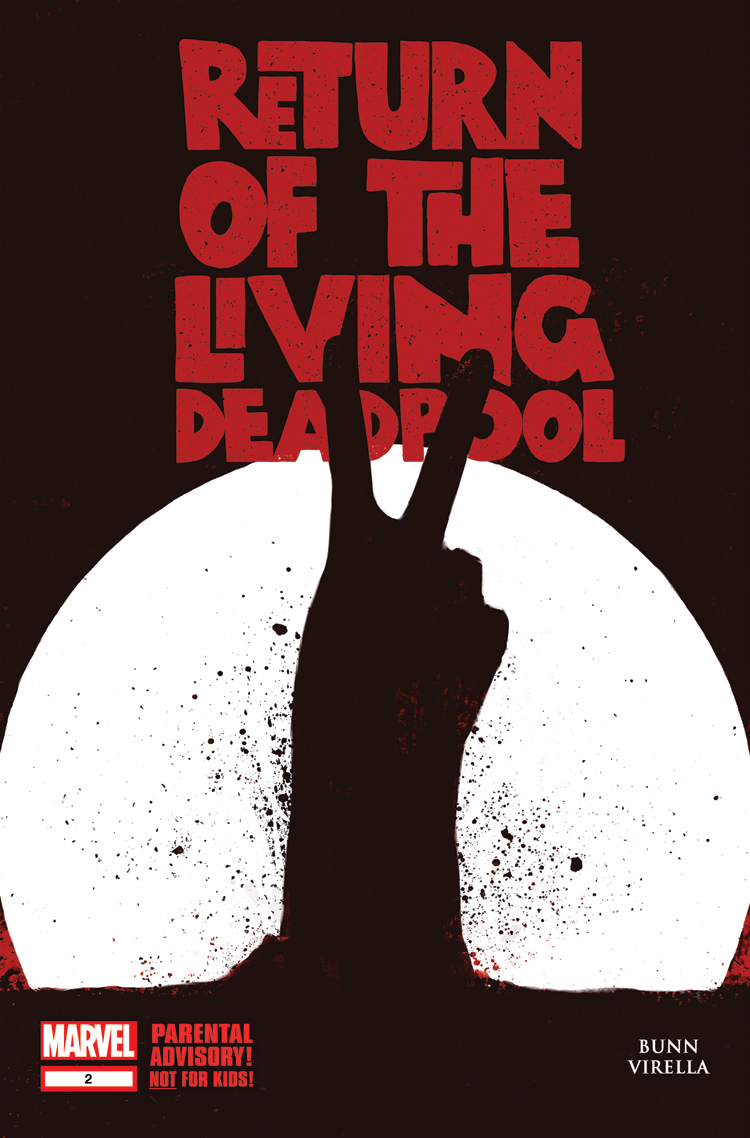 Return of the Living Deadpool (2015) #2
