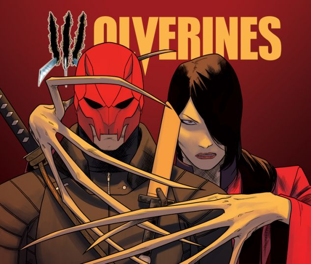 WOLVERINES 12 (WITH DIGITAL CODE)