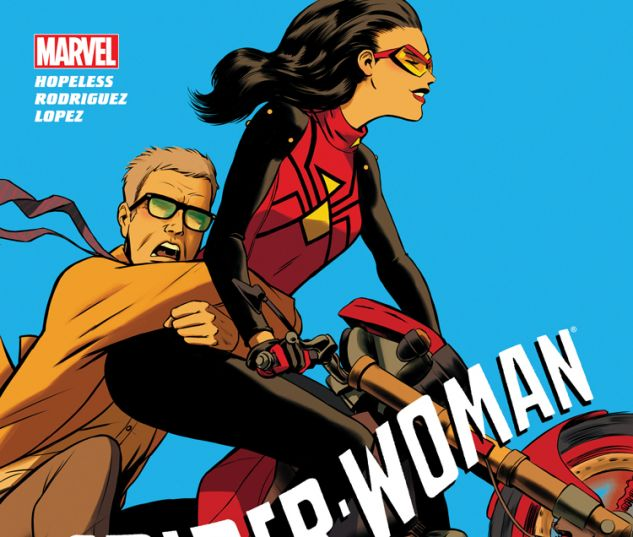 SPIDER-WOMAN 6 (WITH DIGITAL CODE)