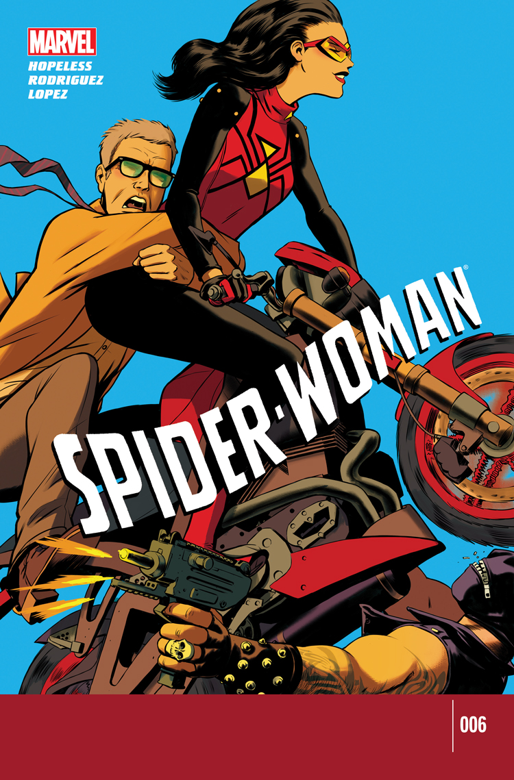 Spider-Woman (2014) #6