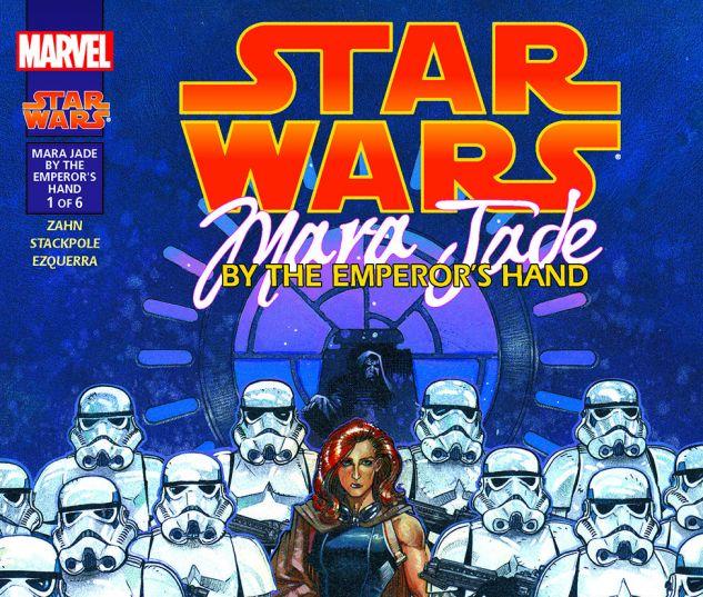 Star Wars: Mara Jade - By The Emperor'S Hand (1998) #1