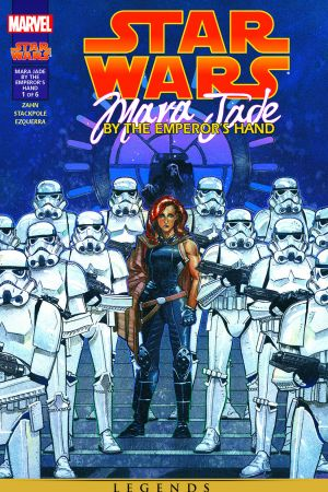 Star Wars: Mara Jade - By The Emperor'S Hand #1