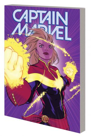 Captain Marvel Vol. 2: Stay Fly (Trade Paperback)