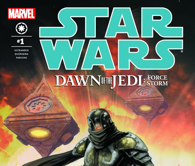 Star Wars: Dawn Of The Jedi - Force Storm (2012) #1
