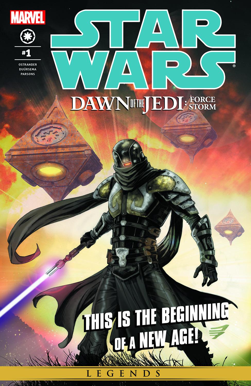 Star Wars: Dawn Of The Jedi - Force Storm (2012) #1