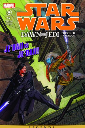 Star Wars: Dawn Of The Jedi - Prisoner Of Bogan #4