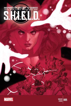 S.H.I.E.L.D. (2014) #5