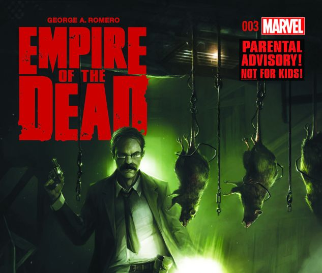 George Romero's Empire of the Dead: Act Three (2020) #3