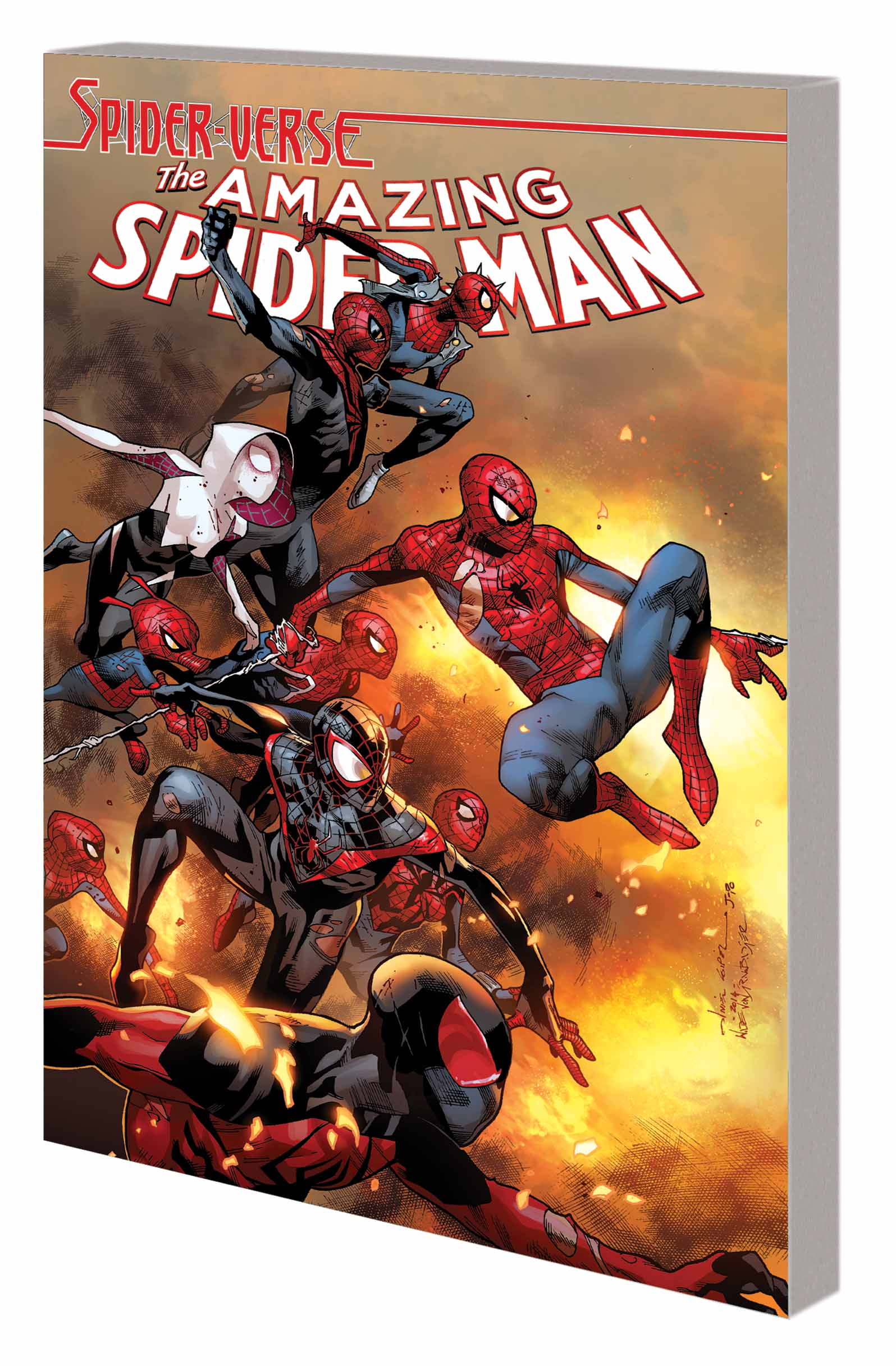 Amazing Spider-Man Vol. 3: Spider-Verse (Trade Paperback)