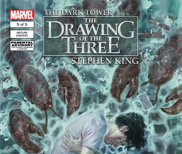DARK TOWER: THE DRAWING OF THE THREE - HOUSE OF CARDS 5
