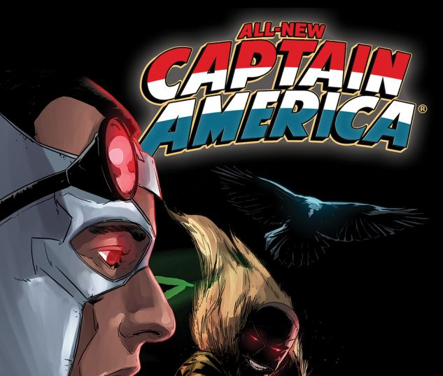 All-New Captain America: Fear Him Infinite Comic #2