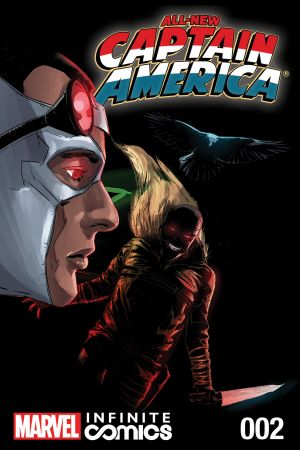 All-New Captain America: Fear Him Infinite Comic (2014) #2
