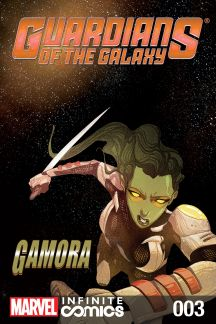 Guardians of the Galaxy Infinite Comic (2013) #3