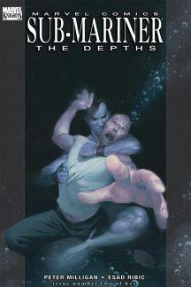 Sub-Mariner: The Depths (2008) #2