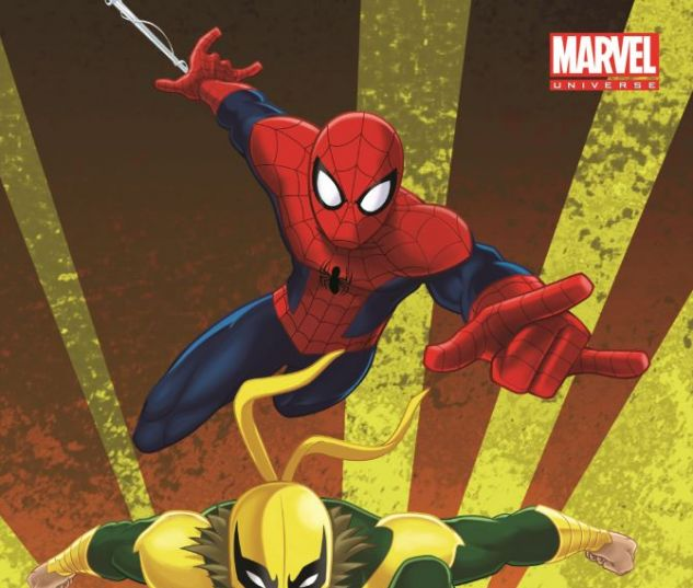Marvel Universe Ultimate Spider-Man: Web Warriors (2015)
