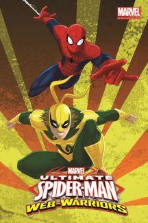 Marvel Universe Ultimate Spider-Man: Web Warriors (Digest)