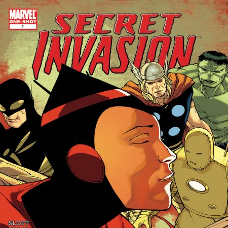 Secret Invasion: Requiem (2008)