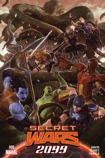 Secret Wars 2099 (2015) #5