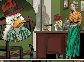 Howard the Duck by Joe Quinones