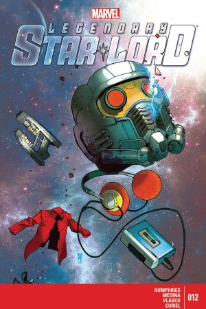 Legendary Star-Lord (2014) #12