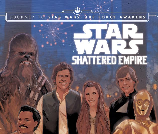 cover from Star Wars: Journey to Episode VII (2015)