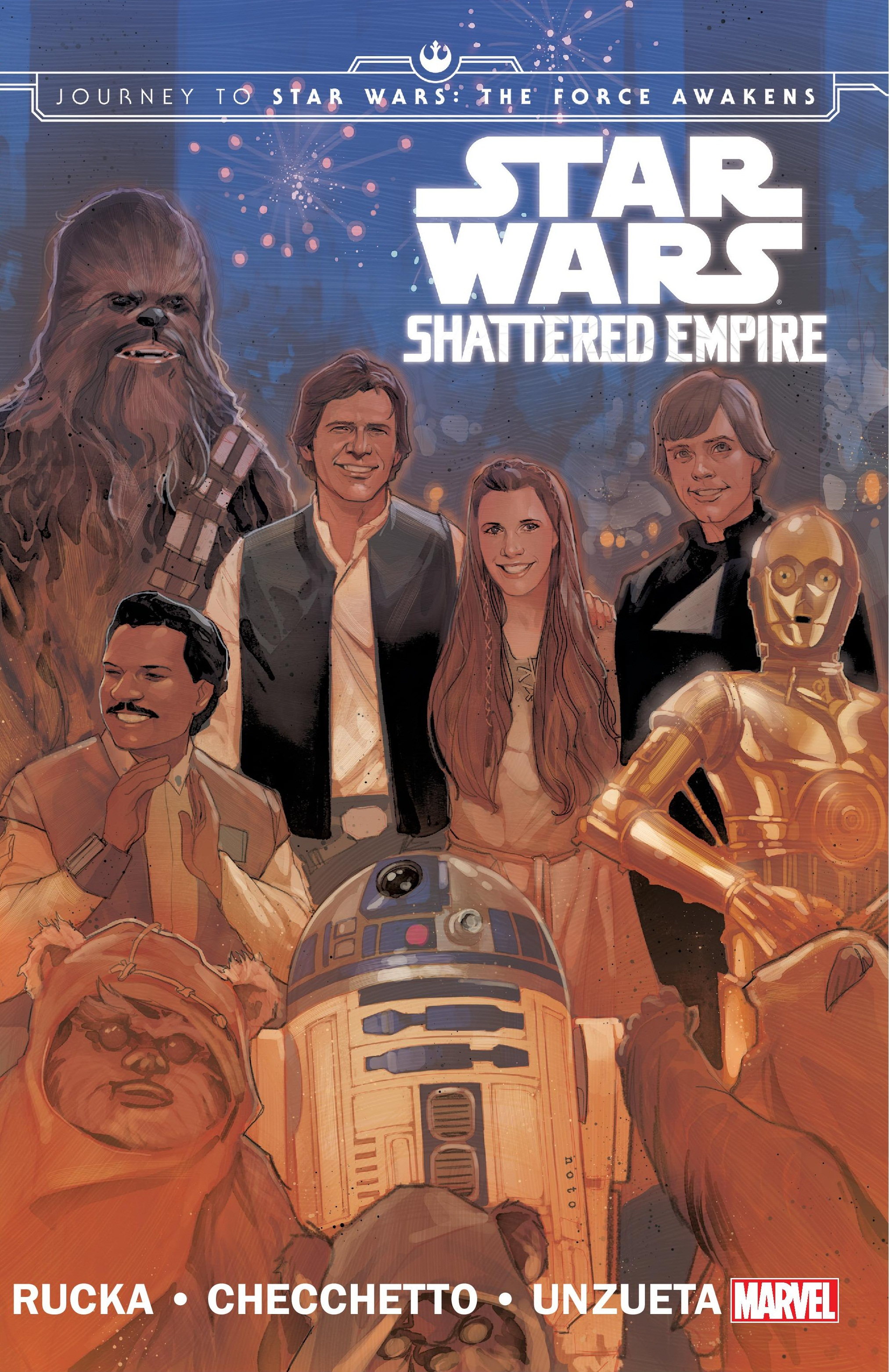 Star Wars: Journey to Star Wars: The Force Awakens - Shattered Empire (Trade Paperback)