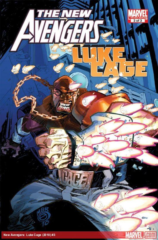 New Avengers: Luke Cage (2010) #3