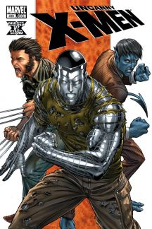Uncanny X-Men (1963) #496