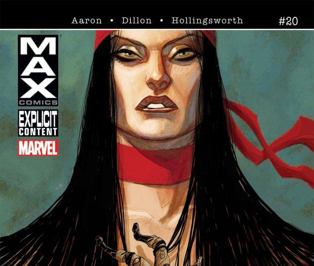 PUNISHERMAX (2010) #20 Cover